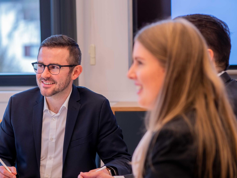 Start Kompetenzen Privatperson Mandantenservice Gemeinsame Ziele Haeusler Boos Steuerberater PartG mbB